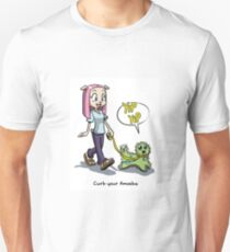 Bridget and Squishy from 'My Cage' Unisex T-Shirt