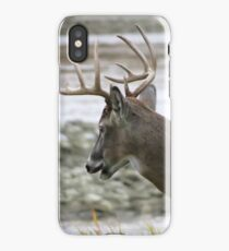 Smiling at the River iPhone Case/Skin