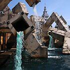 Fountain Sculpture by Barbara  Brown