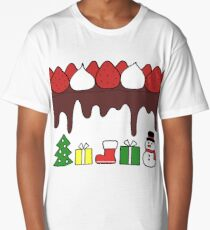 Happy Yummy Holidays! Other taste Long T-Shirt