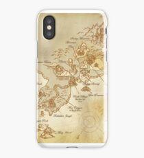 Jak and Daxter - Precursor Legacy Map iPhone Case/Skin