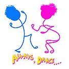 Always Dance by Sandra Parlow