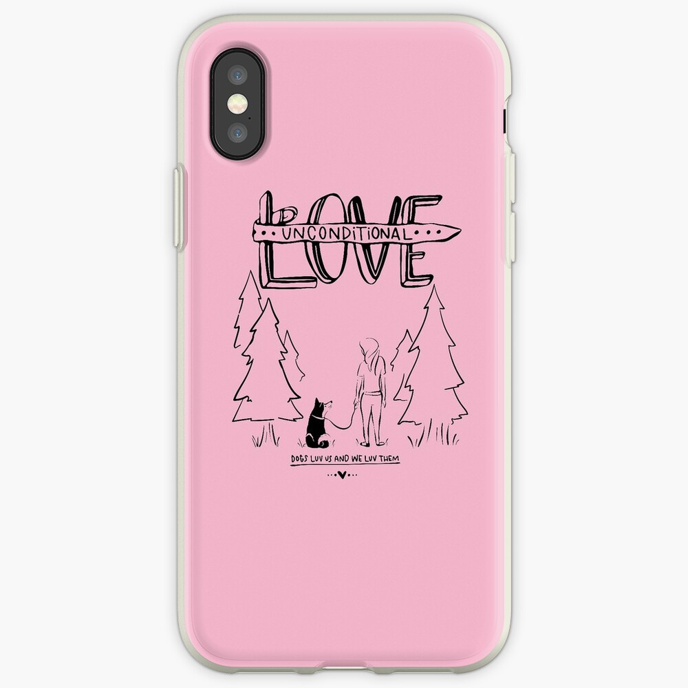 Dog Lovers With Style iPhone Case & Cover
