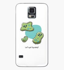 Squsihy the amobeba from 'My Cage' Case/Skin for Samsung Galaxy