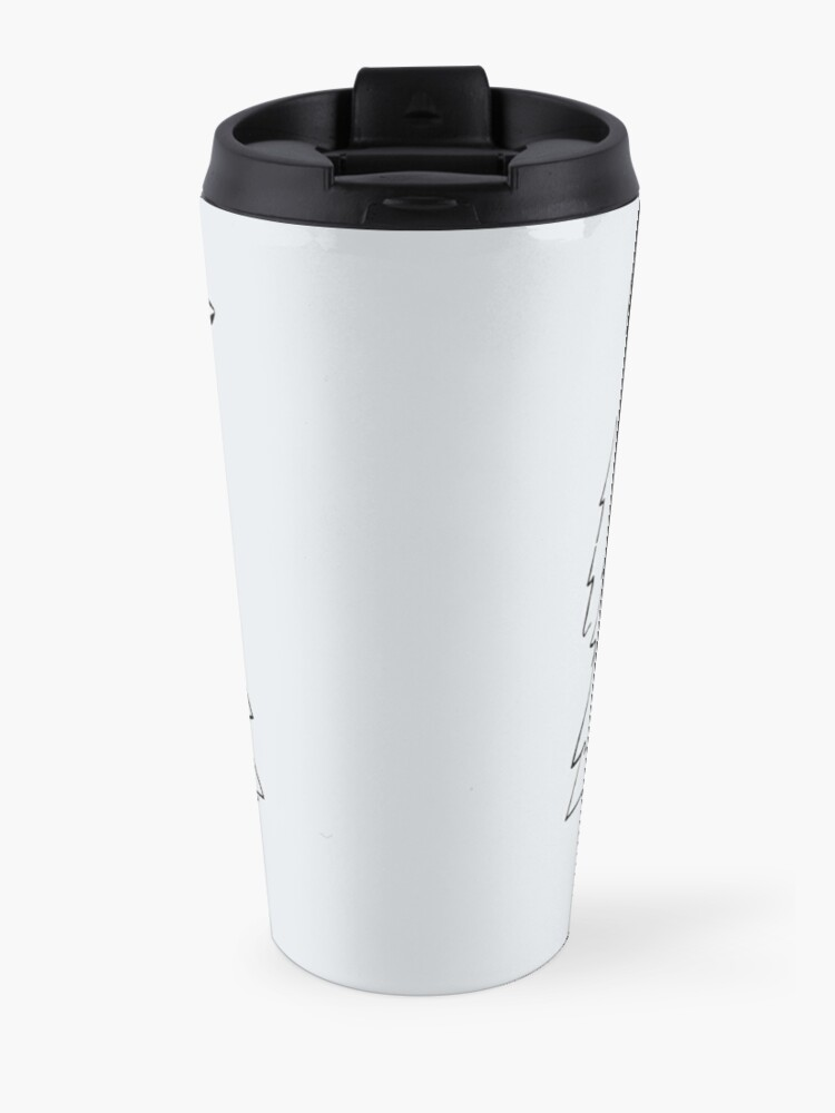 Alternate view of Dog Lovers With Style Travel Mug