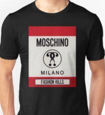Moschino milano Unisex T-Shirt