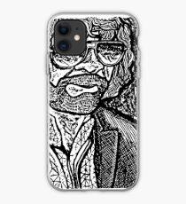Jeff Lynn Portrait iPhone Case