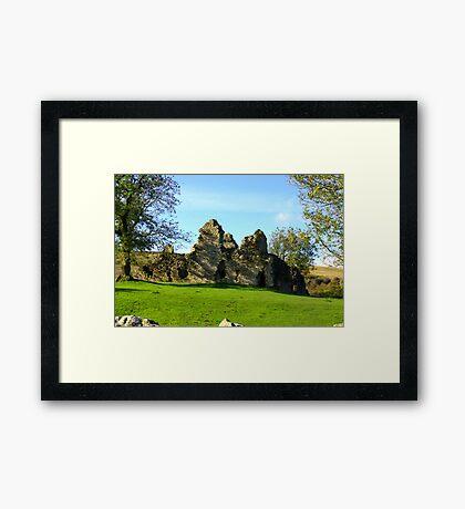 Pendragon Castle #1 Framed Print