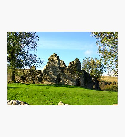 Pendragon Castle #1 Photographic Print