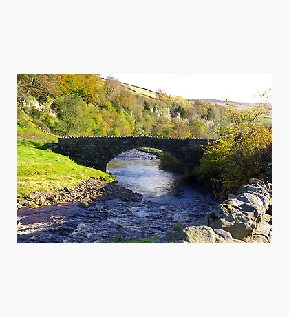 Stone Bridge at Keld,Yorkshire Dales. Photographic Print