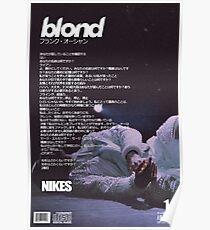 Frank Ocean - Nikes Poster