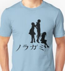 Noragami Characters Unisex T-Shirt