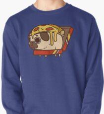 Pizza Pug  Pullover
