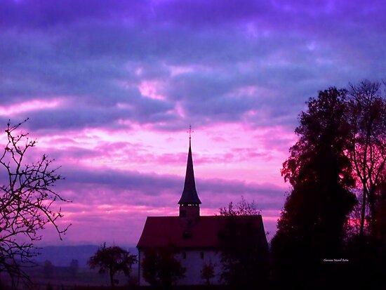 Dawn Chapel by Charmiene Maxwell-Batten