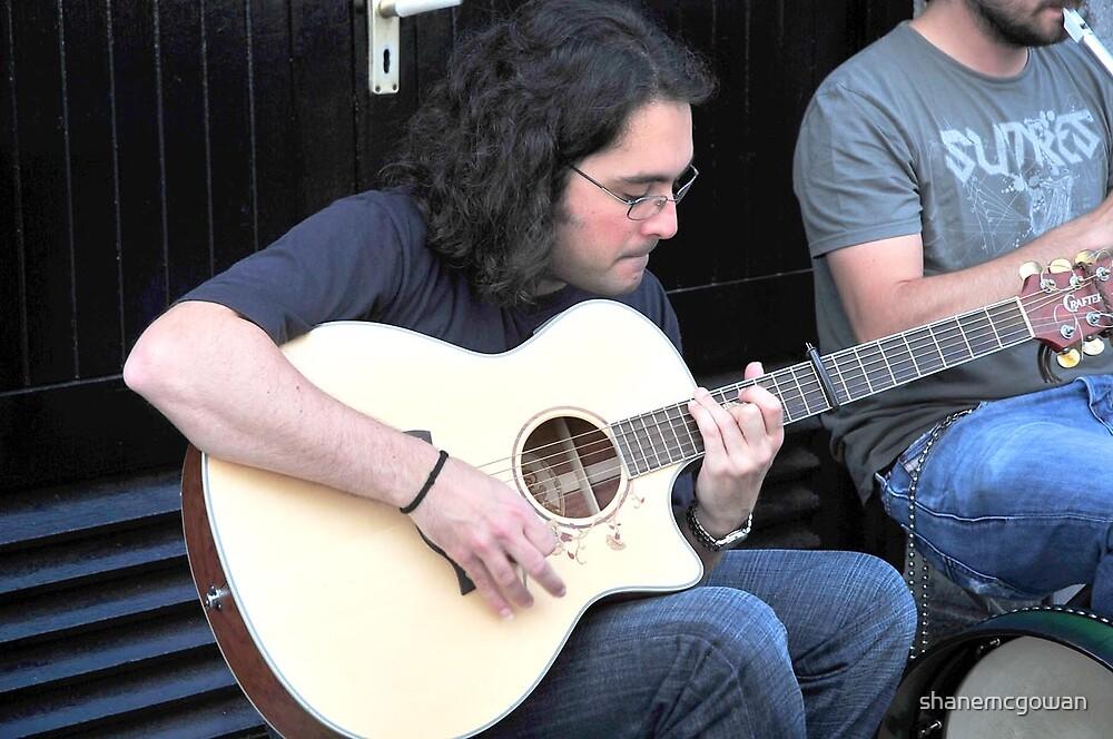Guitar  Street Entertainment... by shanemcgowan