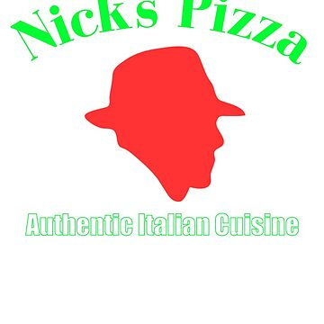 Nick's Pizza by 4swag