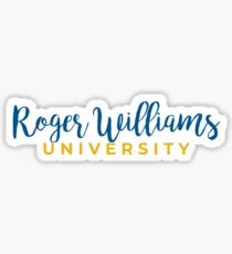 Roger Williams University - Rhode Island Sticker