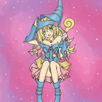 Best Magical Girl by WhimsCafe