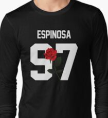 Matthew Espinosa - Rose Long Sleeve T-Shirt