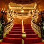Grand Ballroom Stairway by Adam Bykowski