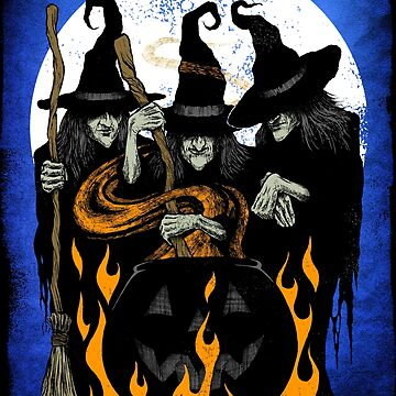 Cauldron Crones by ChadSavage