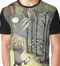 Where The Wild Things Are Graphic T-Shirt
