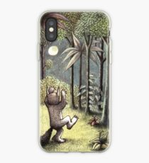 Where The Wild Things Are iPhone Case
