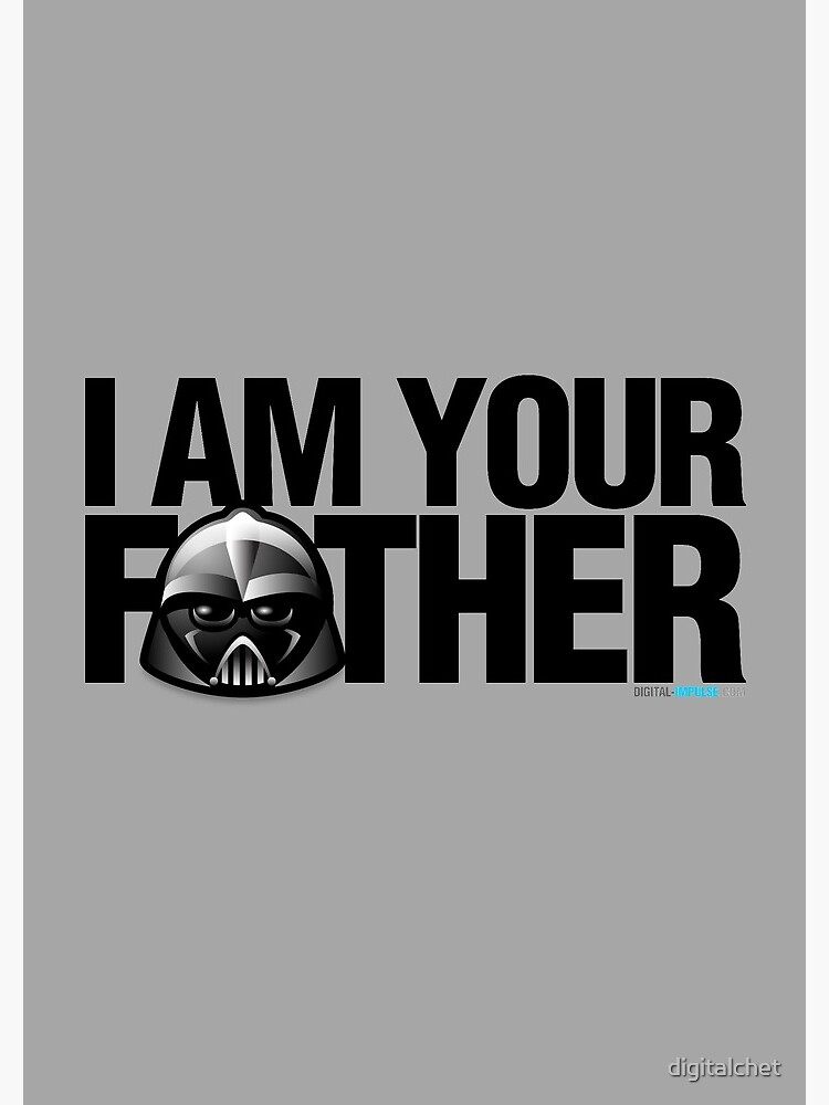 SW - I am your father by digitalchet