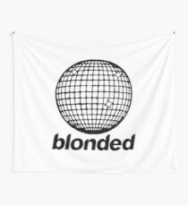 frank ocean - blonded Wall Tapestry