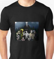 Camiseta unisex Creepypasta