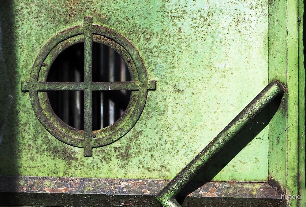 Green Door by hynek