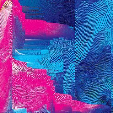 Intuition - Glitch Art by iamnickv