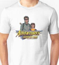 Stranger Things Steve and Dustin's Adventures in Babysitting T-Shirt