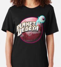 Planet Vegeta Slim Fit T-Shirt