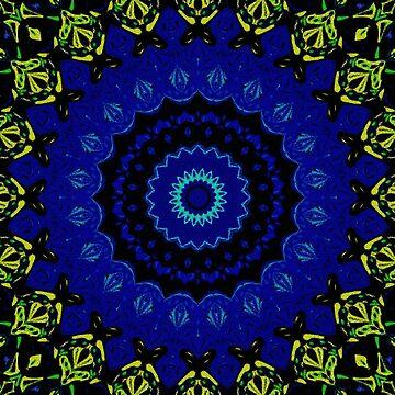 Kaleidoscope 2840 by KristalinDavis