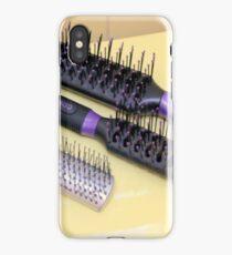 The Brush Off iPhone Case