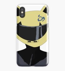 Celty iPhone Case