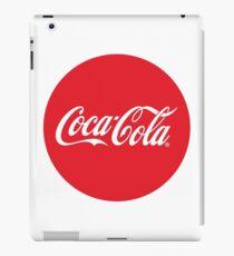 Coca-Cola Bottle Cap Design iPad Case/Skin