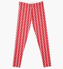 Coca-Cola Bottle Cap Design Leggings