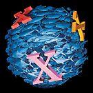 «'X' marca el lugar (para cartas)» de jamesormiston
