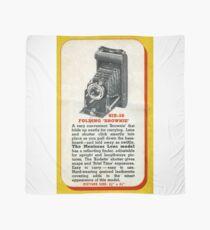 Vintage Kodak! The Famous Folder Six-20 Scarf