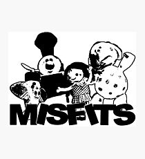The Misfits Photographic Print