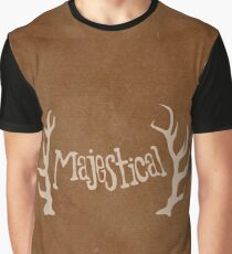A Lighter Hunt for the Majestical  Graphic T-Shirt