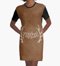 Eine leichtere Jagd nach dem Majestätischen T-Shirt Kleid
