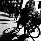 Berlin's streets in black and white No.2 by Falko Follert