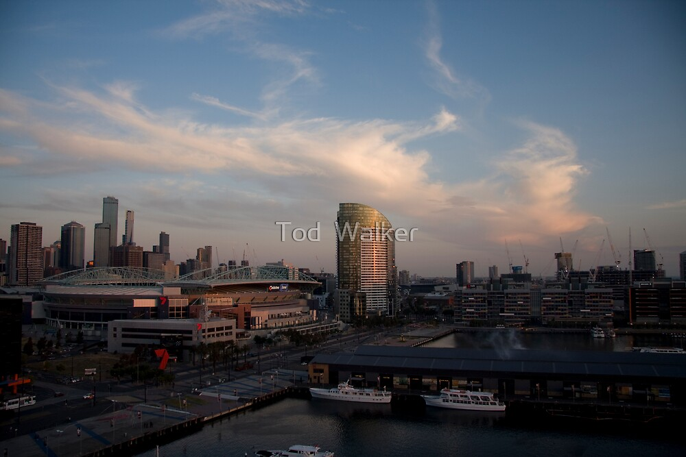 what a view by Tod  Walker