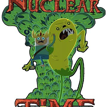 Adventure time - Nuclear by MrMood