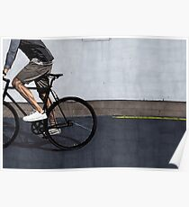 Fixed Gear Culture Poster