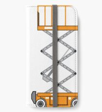 Warehouse Lift iPhone Wallet/Case/Skin