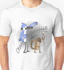 Regular show OOOooooo !!! Unisex T-Shirt